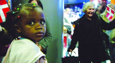 'Mercy, mercy - Adoptionens pris'