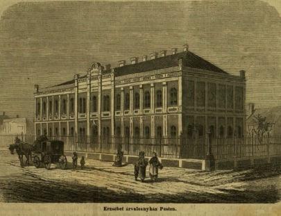 Árvaház leány Erzsébet VU1872