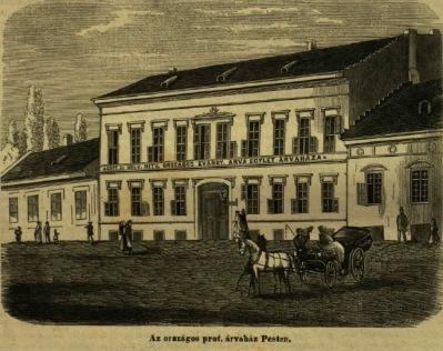 Árvaház protestáns VU1870