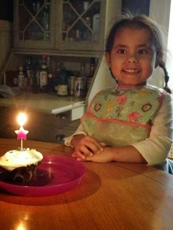ella's 4th birthday