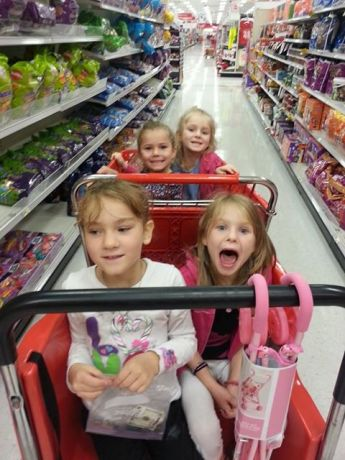 first-trip-to-target