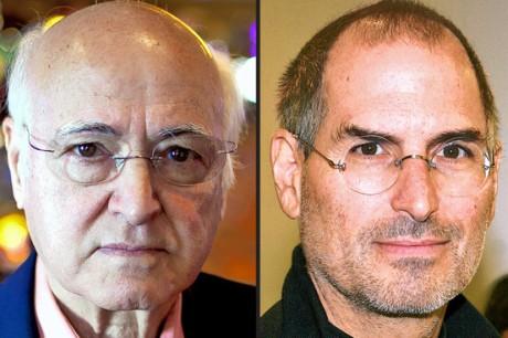 A vér szerinti apa, Abdulfattah Jandali és Steve Jobs