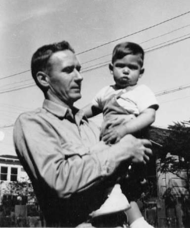 Paul Jobs, az örökbefogadó apa és a kis Steve