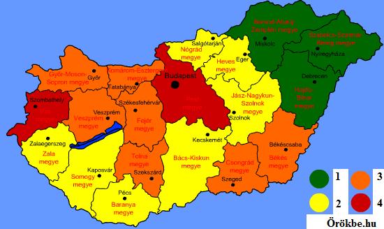 megyei gyorsaság