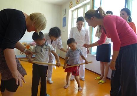 Szenczy Katalin Észak-Koreában