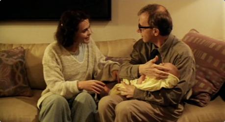 Helena Bonham Carter és Woody Allen a Hatalmas Afroditéban