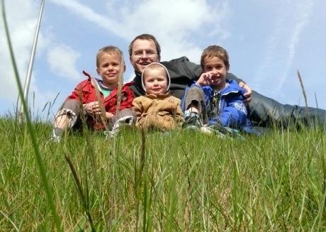 apaval a fűben, Kampen (2)