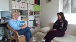 Videóbeszélgetés Bogár Zsuzsával
